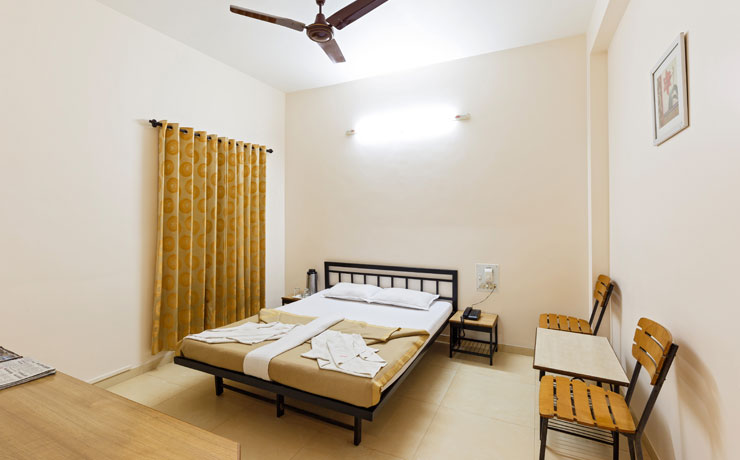 Budget Hotel in Kolhapur near Railway Station