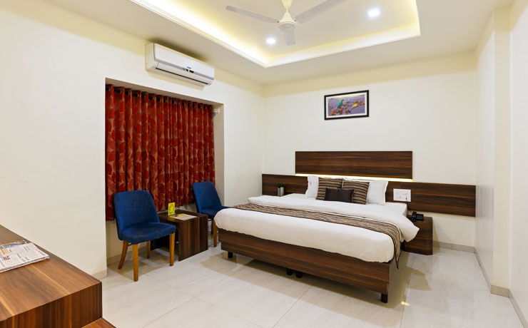 Affordable Hotel in Kolhapur near Railway Station